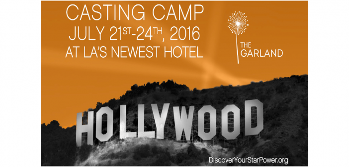 Casting Camp 2016 boasts an impressive list of casting directors from Disney Channel and Nickelodeon.
