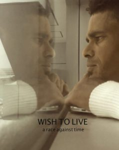 "Edoardo Di Silvestri is currently producing the documentary ""Wish to Live"" with Bettina Mayr"
