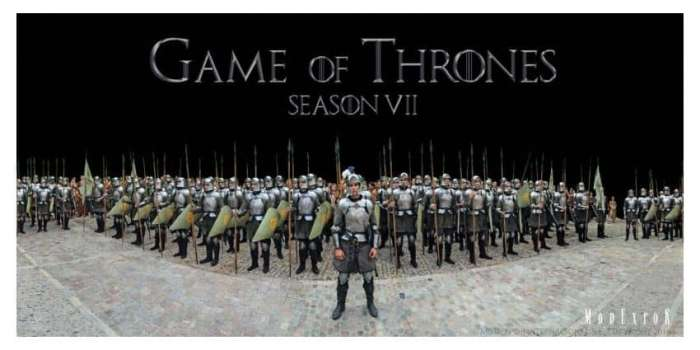 Official open casting calls for 'Game of Thrones' season 7 1