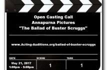 New Mexico Open Casting Call