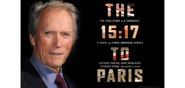 Clint Eastwood casting men and women to play soldiers in 'The 15:17 to Paris' 1