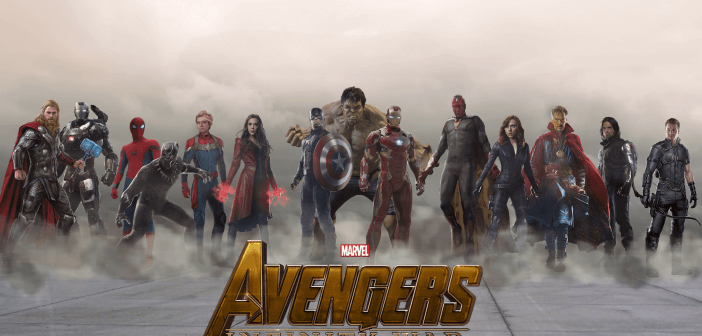 Casting call for 'Avengers: Infinity War' seeking college students 1