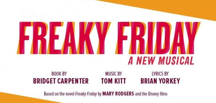 Disney now casting lead roles for TV movie 'Freaky Friday' 1
