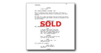 How to sell a screenplay to the studios 7