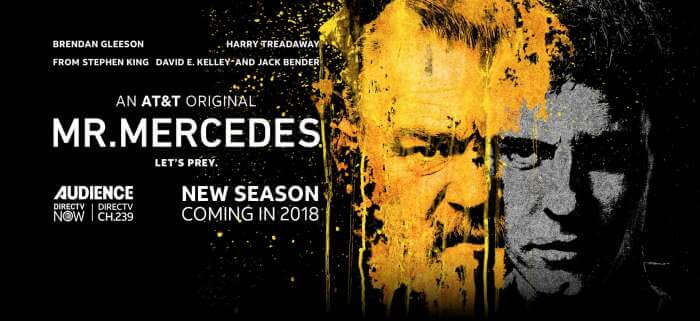 Casting call for Steven King series 'Mr. Mercedes' season 2 5